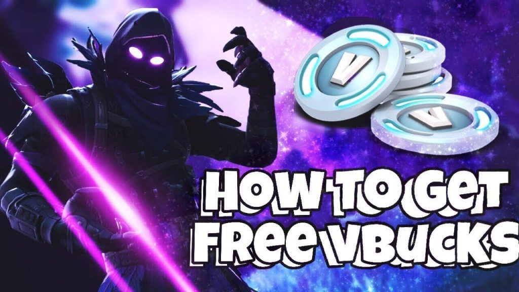 How To Get Free Vbucks Hack